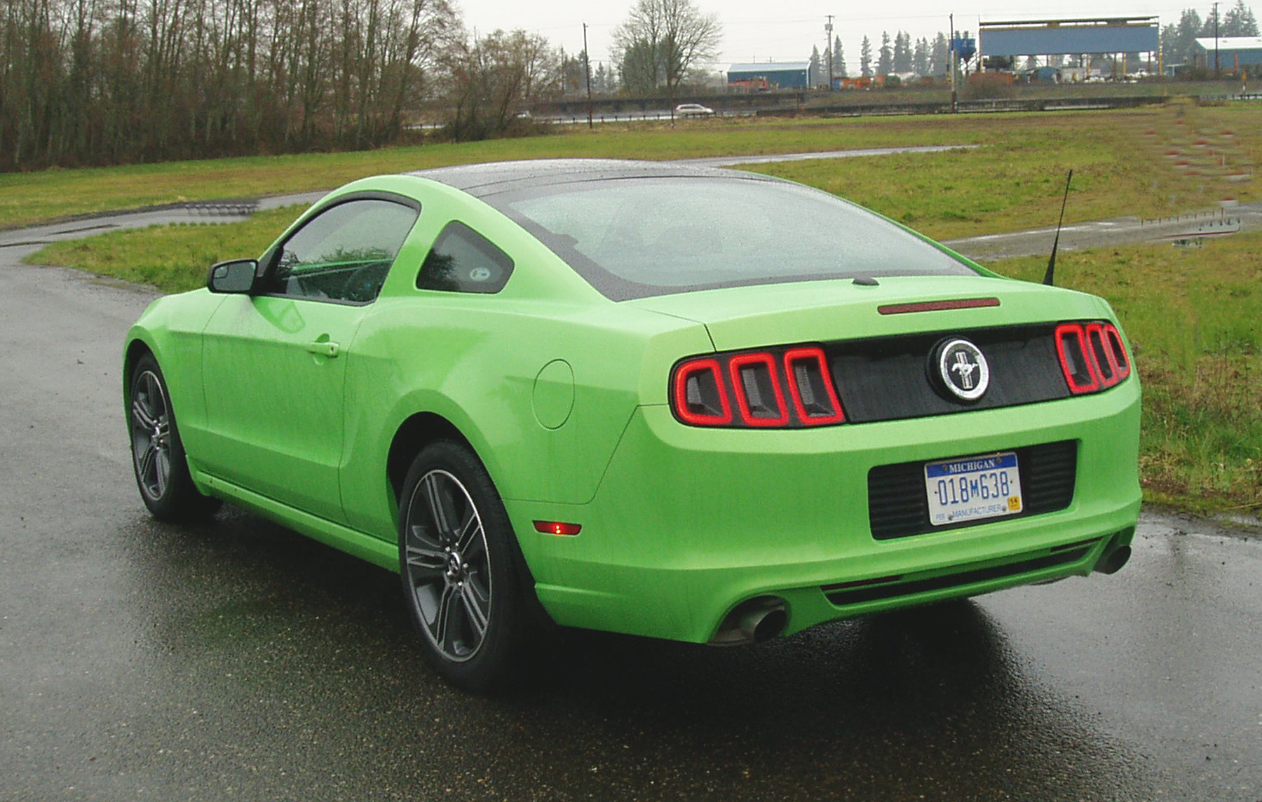 Test Drive 2013 Ford Mustang V6 Coupe – Our Auto Expert