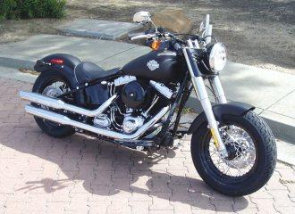 2012 Harley-Davidson FLS