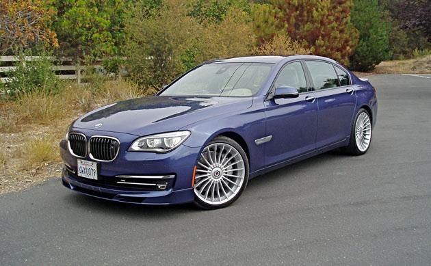 2013 BMW ALPINA B7 Sedan – Our Auto Expert