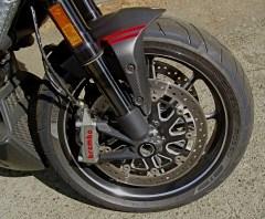 2012 Ducati Diavel - wheels