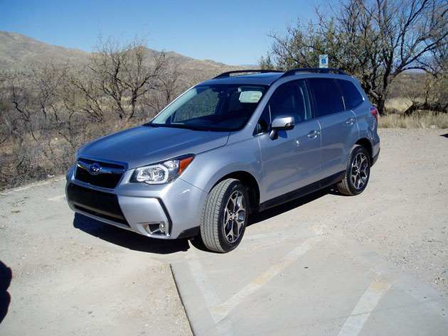 2014 Subaru Forester 20xt Touring Our Auto Expert
