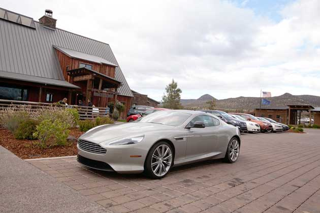 Heels & Wheels 2013  Aston-Martin