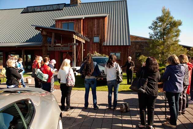 2013Heel & Wheels Cherokee presentation