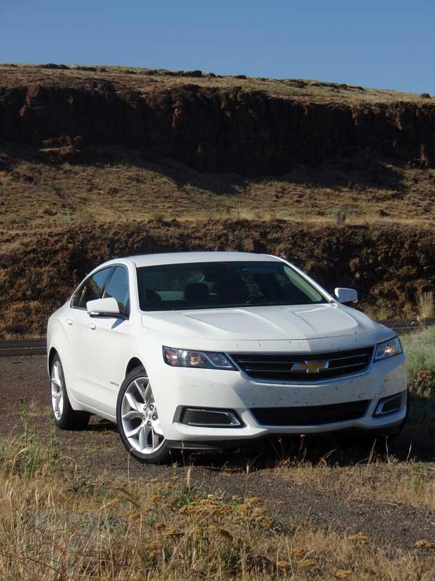 2014-Chevrolet-Impala-front