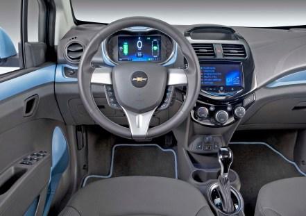 2014 Chevrolet Spark EV – high tech electric city car priced