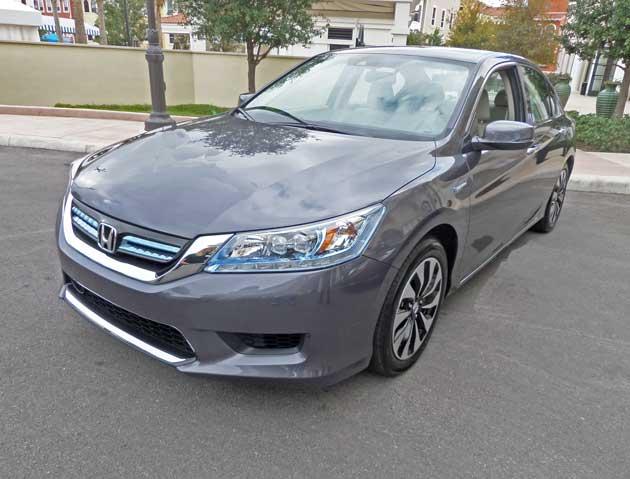 U201c2014 Honda Accord Hybrid Sedanu201d 2 Motor Hybrid System Yields 50 Mpg Plus