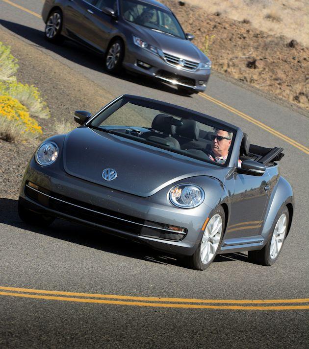 2013 RttS VW Beetle