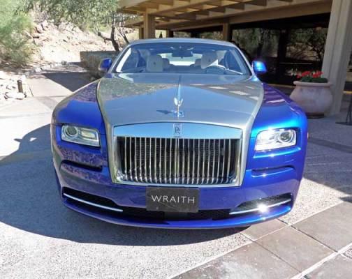 Rolls-Royce-Wraith-Nose