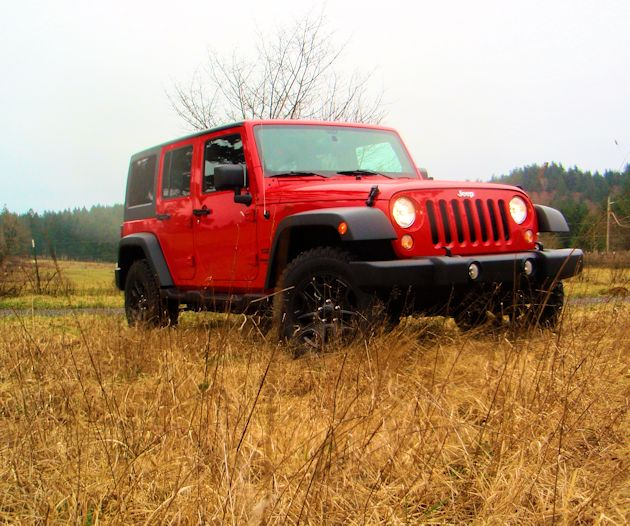 2014 Jeep Wrangler Unlimited lowF