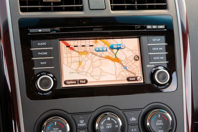 2014 Mazda CX-9 screen