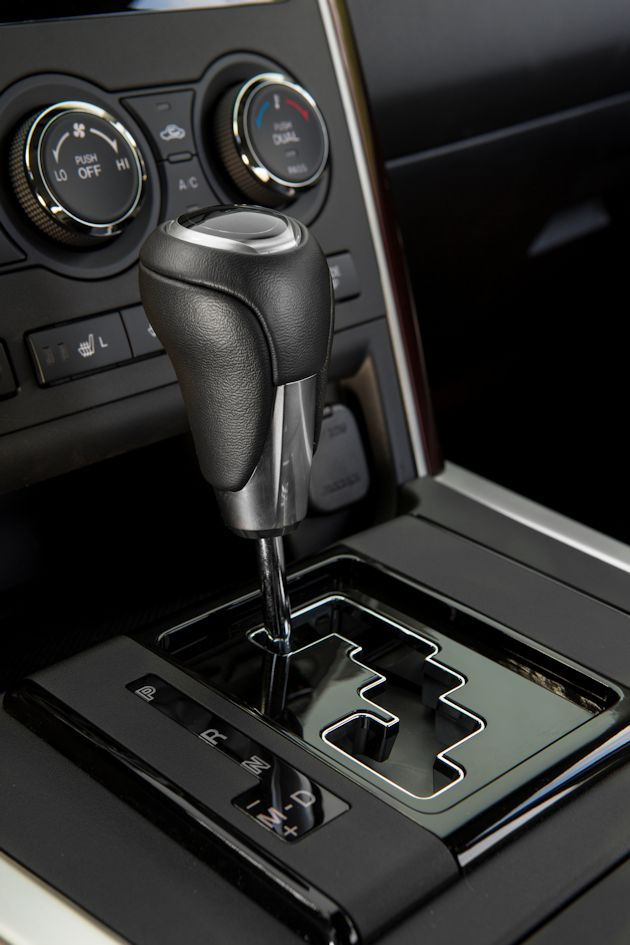 2014 Mazda CX-9 shifter