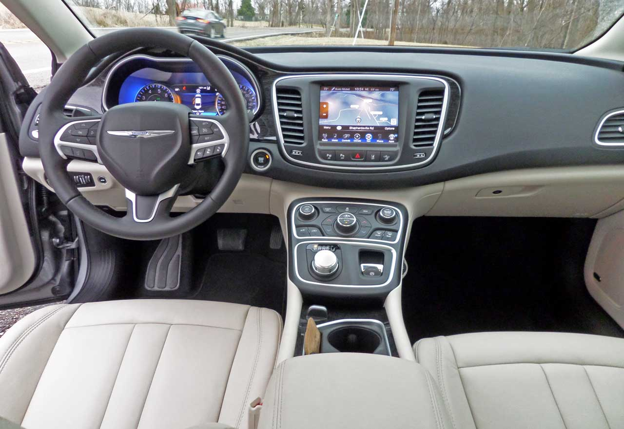 Chrysler 200 Dash