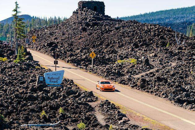 2014 Run to the Sun Part 1 lava fields