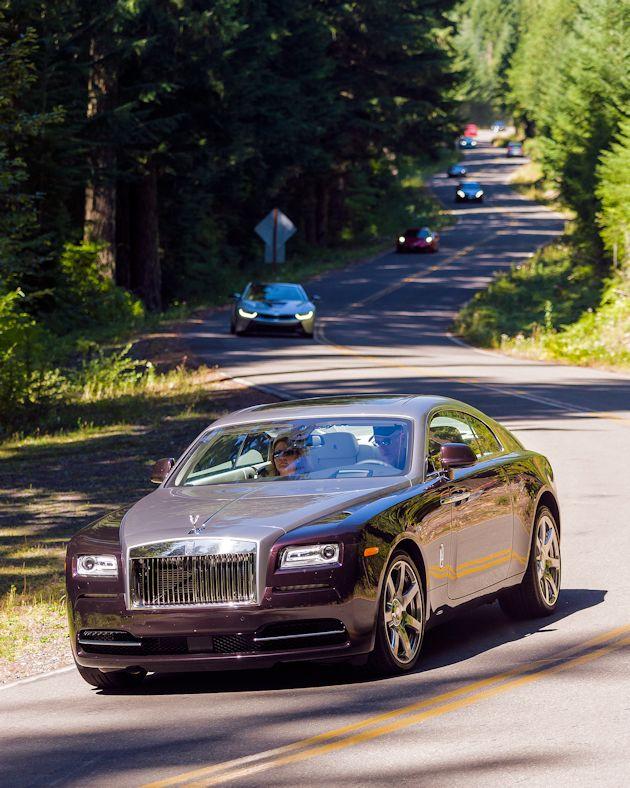 2014 Run to the Sun Part 3 Rolls-Royce