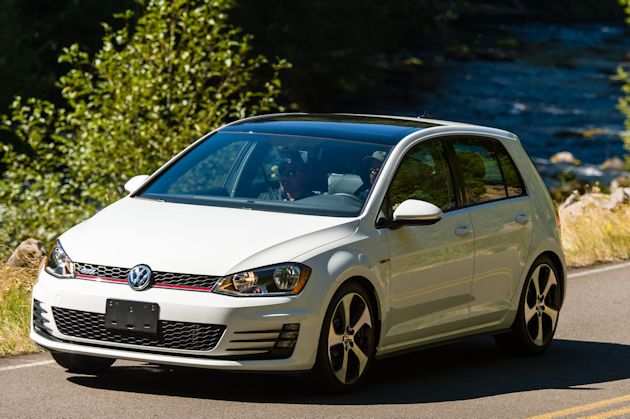 2014 Run to the Sun Part 3 Volkswagen GTI