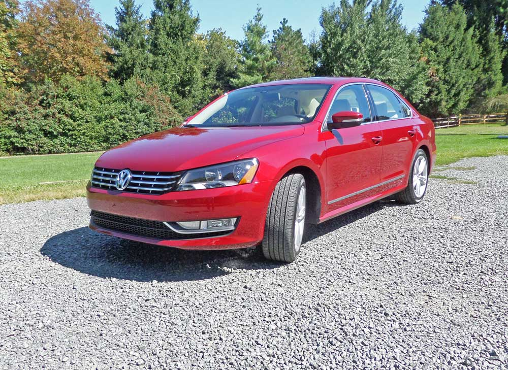 2015 volkswagen passat 2 0 tdi sel test drive our auto. Black Bedroom Furniture Sets. Home Design Ideas