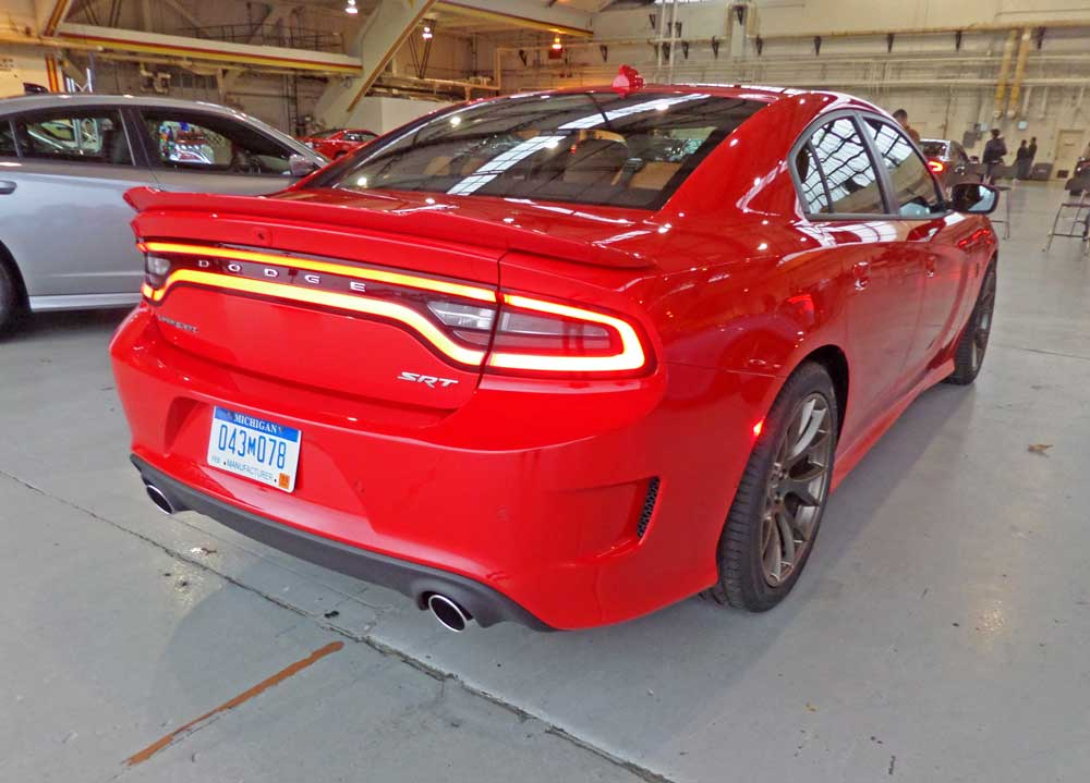 2015 Dodge Charger Hellcat Test Drive Our Auto Expert