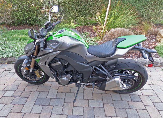 Kawasaki Z1000 LSD