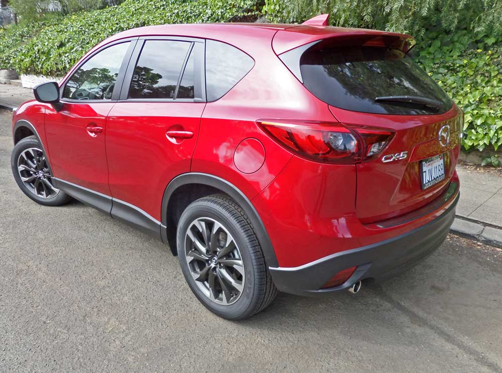 2016 mazda cx 5 grand touring awd test drive our auto expert. Black Bedroom Furniture Sets. Home Design Ideas