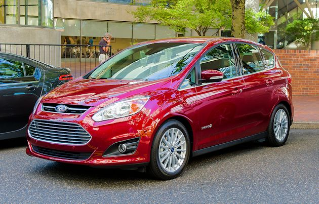 2015 Ford C-Max 2