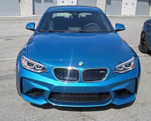 BMW-M2-Nose