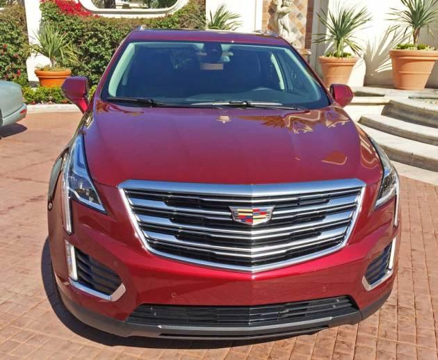Cadillac-XT5-Nose