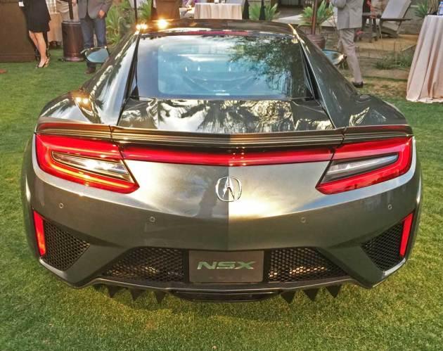 Acura-NSX-Tail