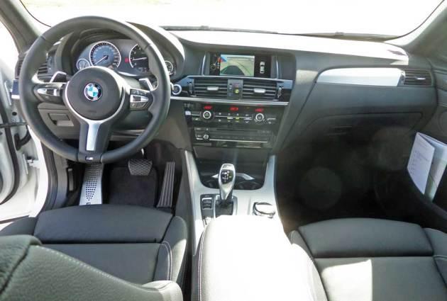 BMW-X4-M40i-Dsh