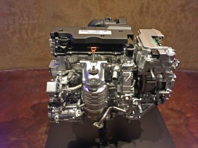 Honda Accord Hybrid EngD
