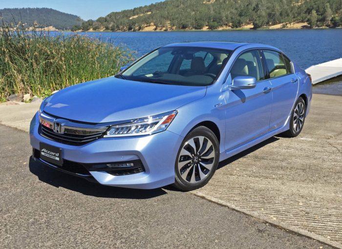 Honda Accord Hybrid LSF