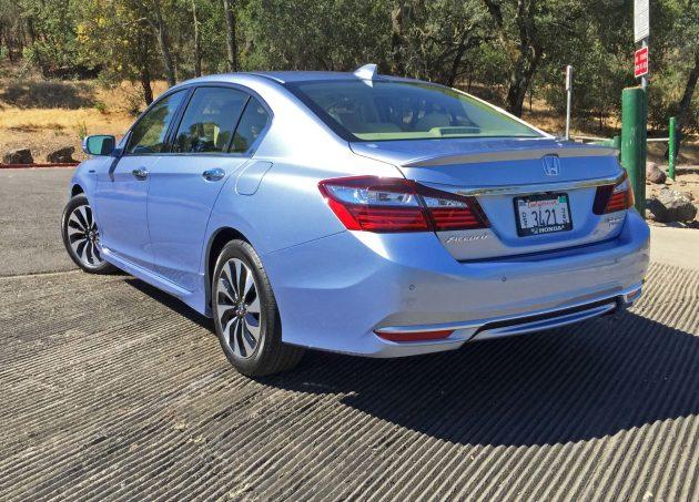 Honda Accord Hybrid LSR