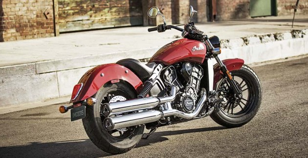Indian Scout 60 RSR