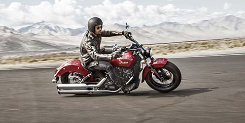 Indian Scout 60 Rdr RSD
