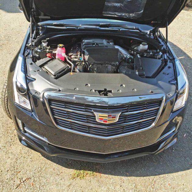 2016 Cadillac Cts V Test: 2016 Cadillac ATS 2.0T Premium RWD Sedan Test Drive