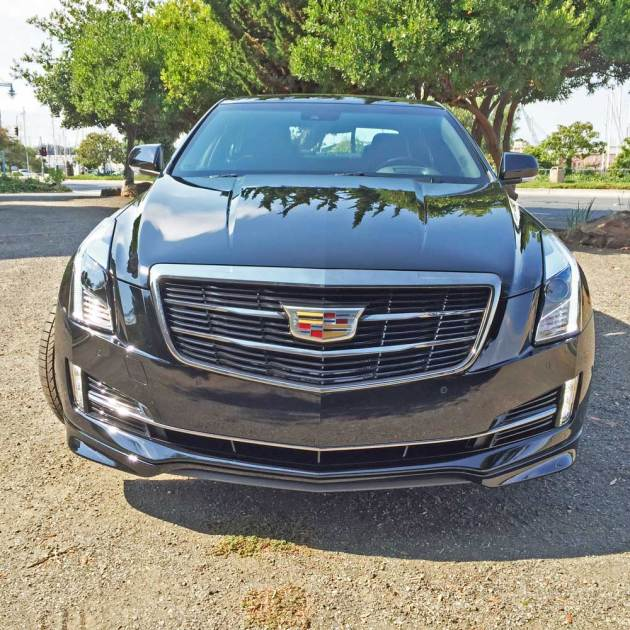 2016 Cadillac ATS 2.0T Premium RWD Sedan Test Drive
