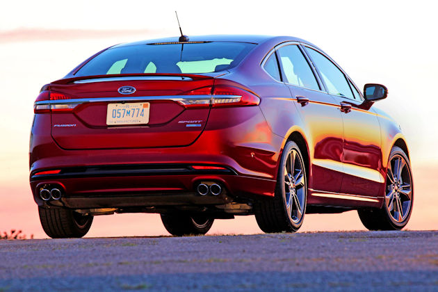 2017 Ford Fusion Sport Test Drive – Our Auto Expert