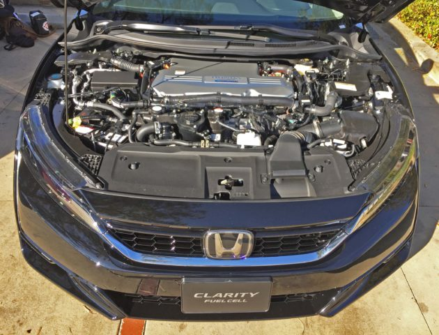 Honda Clarity Fuel Cell Eng