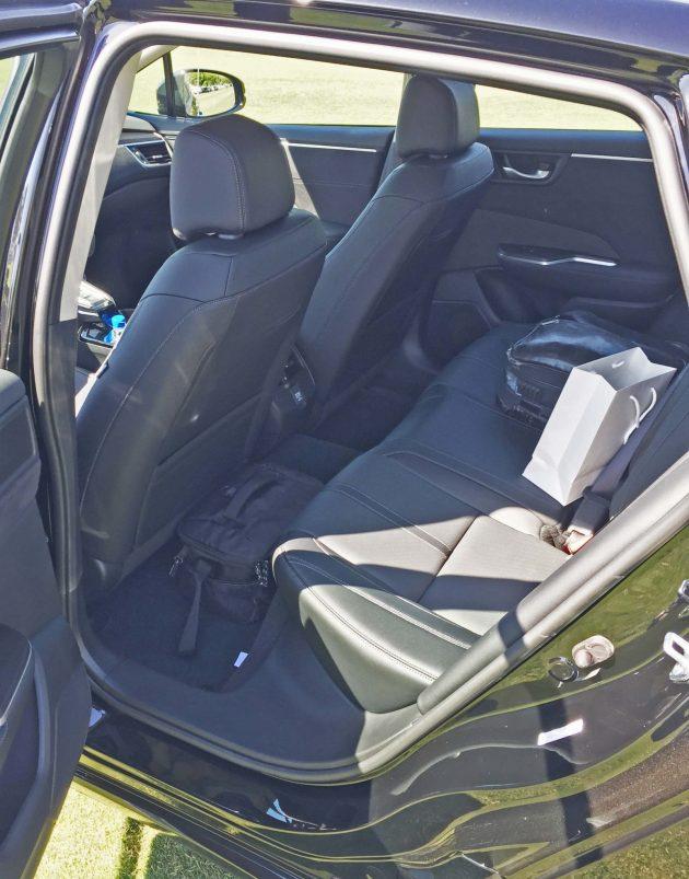 Honda Clarity Fuel Cell RInt