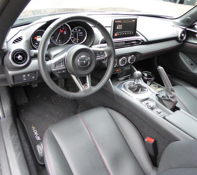 2017 Mazda MX-5 Miata RF Test Drive
