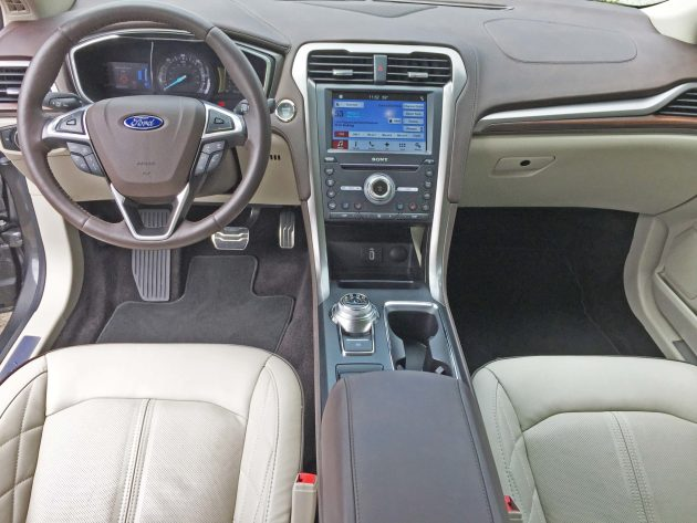Ford Fusion Energi Dsh