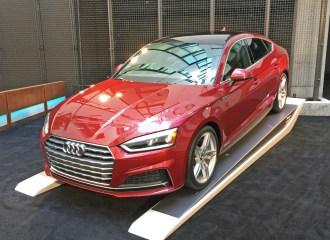 Audi A5 LSF