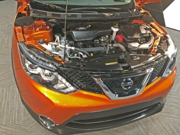 Nissan Rogue Sport Eng