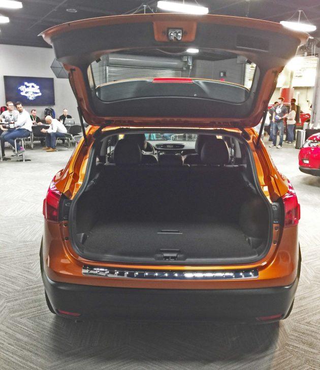 Nissan Rogue Sport Gte