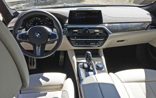 BMW 540i Dsh