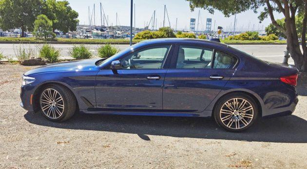 BMW 540i LSD