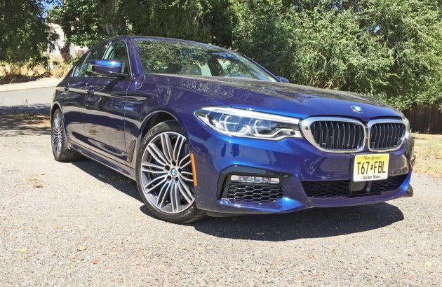 BMW 540i RSF