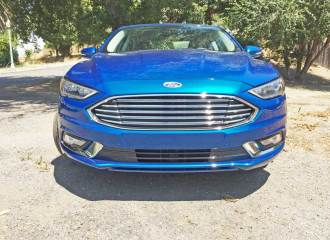 Ford-Fusion-Hybrid-Nose