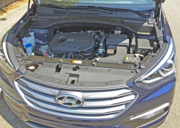 Hyundai Santa Fe Sport Eng