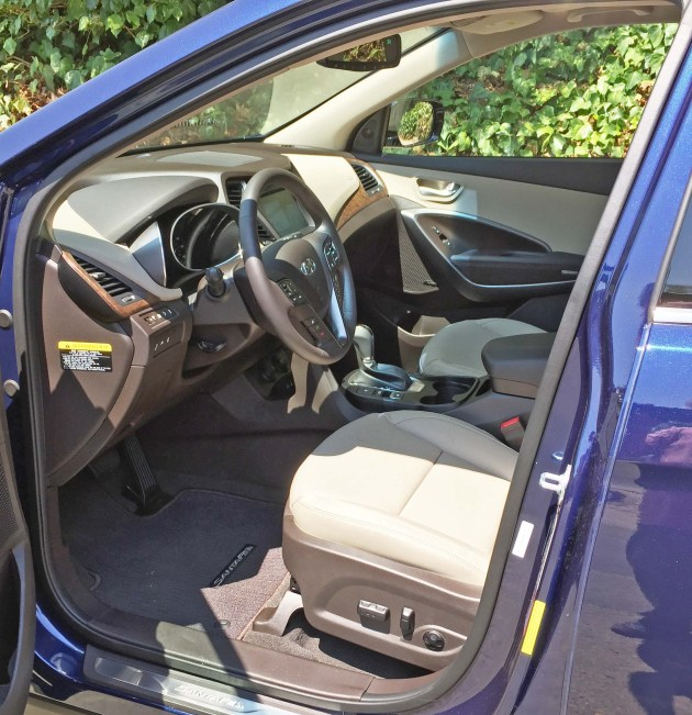 Hyundai Santa Fe Sport Int