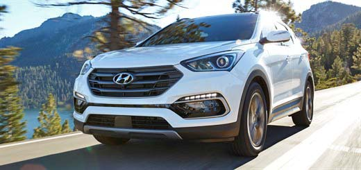 Hyundai Santa Fe Sport LSFF